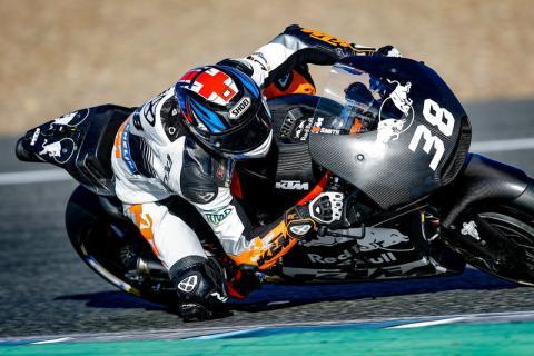 KTM creará una deportiva a partir de su MotoGP