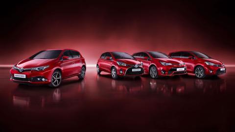 Modelos Toyota 2017