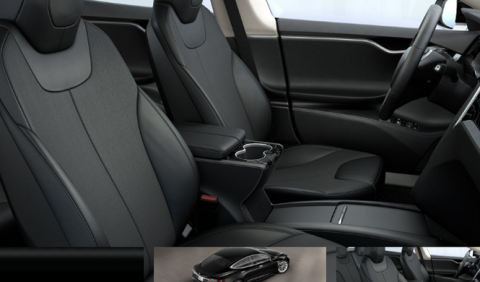 Los 8 extras que puedes montar en tu Tesla Model S