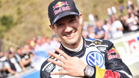 WRC 2017: Sébastien Ogier ficha por M-Sport