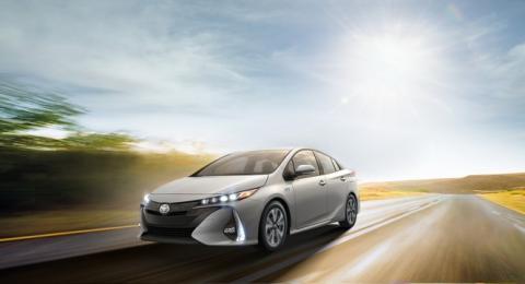 Toyota actualizará sus sistemas de propulsión para 2022
