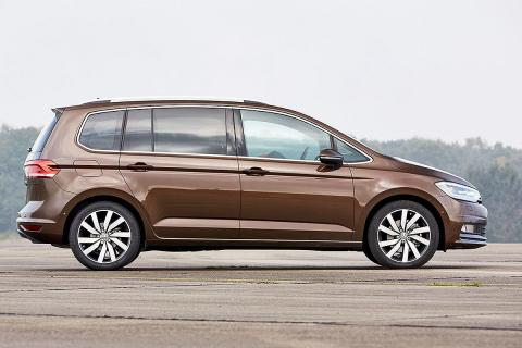 Comparativa: Renault Scénic vs Opel Zafira y VW Touran