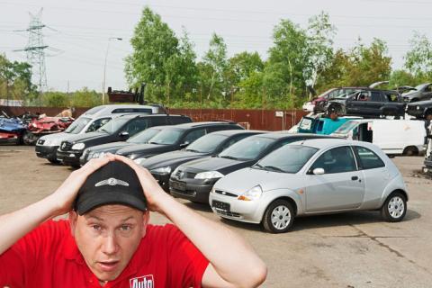 Si te gustan los riesgos, deberías fijarte en estos coches en el mercado de segu