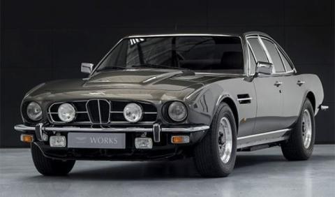 Venta Aston Martin Lagonda 1974