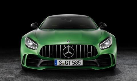 Mercedes podría estar trabajando en este nuevo modelo
