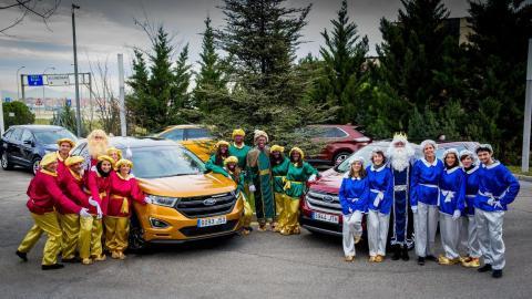 Ford se adelanta a los Reyes Magos