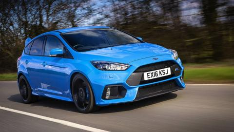 Prueba del Ford Focus RS Mountune