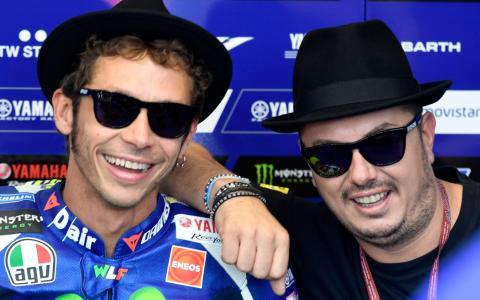 """Uccio: """"Sin Lorenzo el ambiente en Yamaha es fantástico"""""""