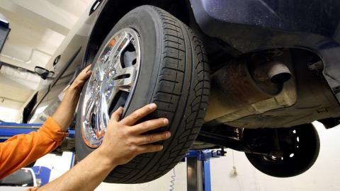 Cuatro razones para NO comprar neumáticos usados
