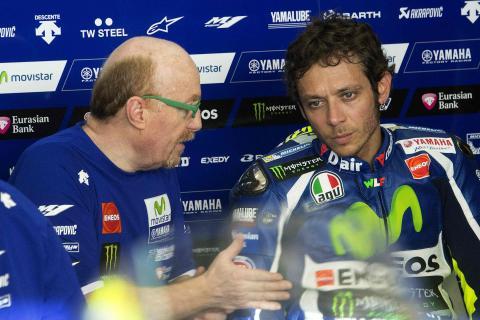 """Galbusera: """"Rossi está motivado y con las pilas cargadas"""""""