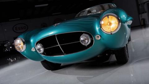 Fiat 8V Supersonic frontal