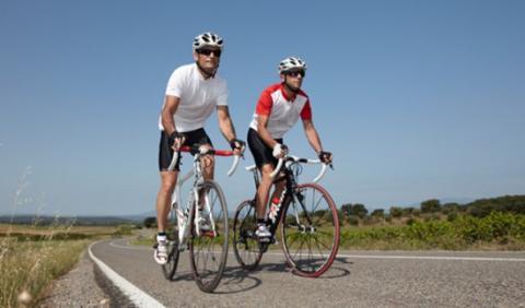 ¿Un permiso por puntos para los ciclistas?