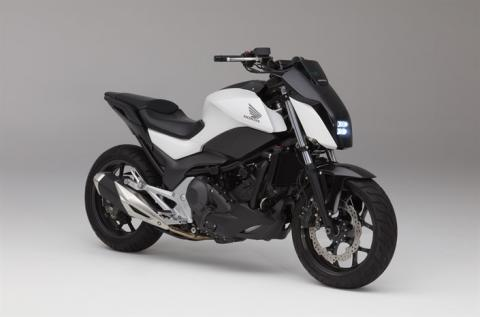 Honda Riding Assist: ¡la moto se mantiene sola!