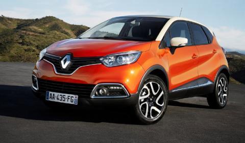 Renault Captur dCi 110 eco2