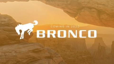 Más detalles sobre el nuevo Ford Bronco