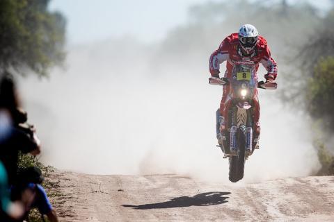 Dakar 2017: ¿cómo lo están haciendo los españoles en motos?