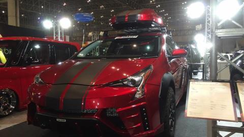 Toyota Prius-X