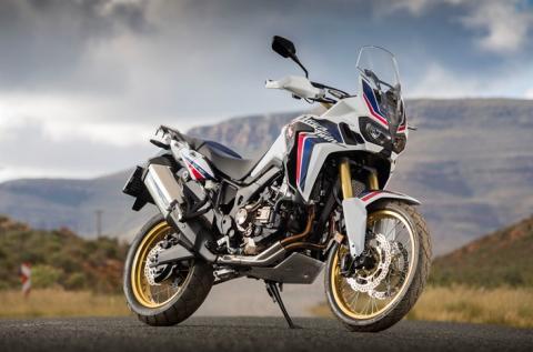 Honda vuelve a liderar en 2016 la venta de motos en España