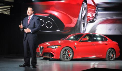 Alfa Romeo no quiere ser una marca de nicho en EE.UU.