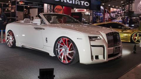 Rolls-Royce Dawn by Wald International