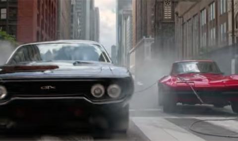Cinco películas de coches imprescindibles en 2017