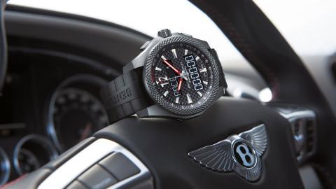 Reloj Bentley