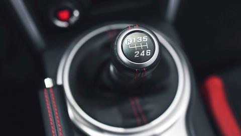 prueba nuevo toyota GT86 2017 cambio