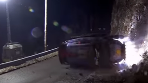 WRC 2017: fallece un espectador en el Rally de Montecarlo
