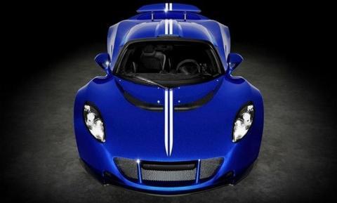 Hennessey Venom GT Final Edition, 1.471 CV para decir adiós