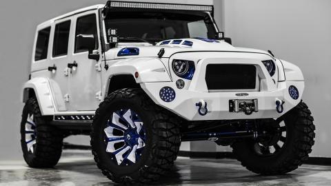Jeep Wrangler Prestige Intimidator
