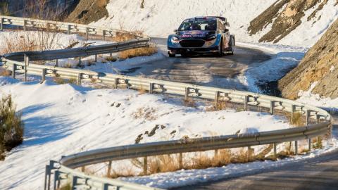 WRC 2017, Montecarlo: Ogier gana con el Ford Fiesta WRC