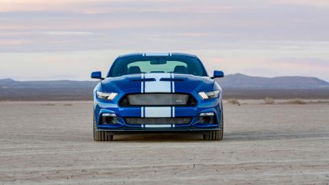 Mustang Super Snake 2017