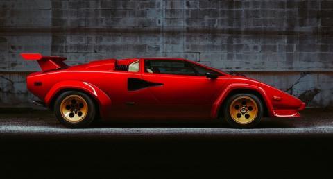 Vídeo: Jeremy Clarkson y el Lamborghini Countach