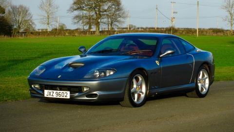 Subasta Ferrari 550 Maranello World Speed Record Edition