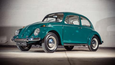 Subasta Volkswagen Beetle 1966