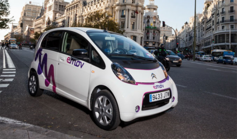 Emov, ¿una amenaza real a Car2Go?