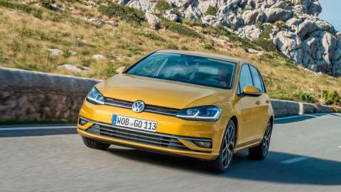 Volkswagen Golf 2017 delantera