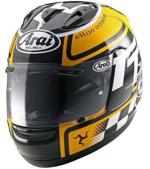 Arai denuncia 'copias chinas' de sus cascos de moto