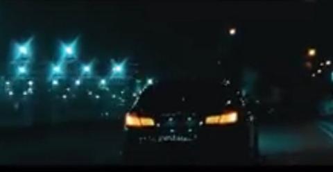"""A este """"driftero"""" le importa poco la seguridad vial"""