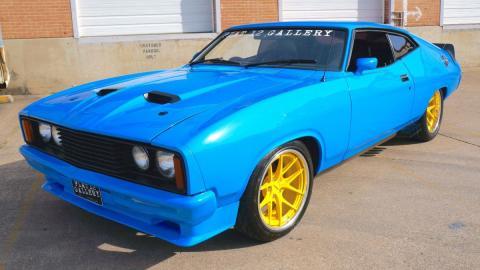 Venta Ford Falcon Coupe XC 1976