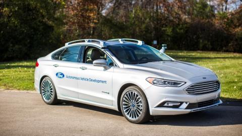 La gran apuesta de Ford por la inteligencia artificial