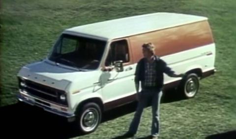 Vídeo: así anunciaba Ford su furgoneta en 1976