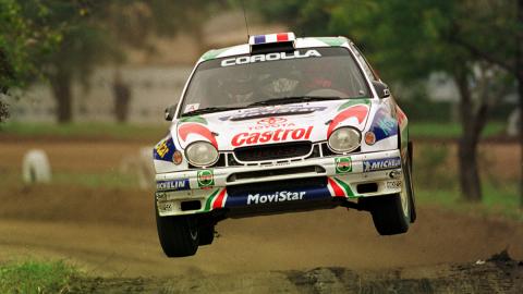 Toyota gana en el Mundial de Rallys 18 años después
