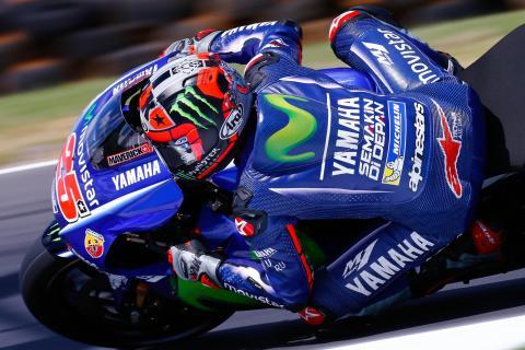 Ritmos Test MotoGP Australia 2017 (I): hablan los tiempos