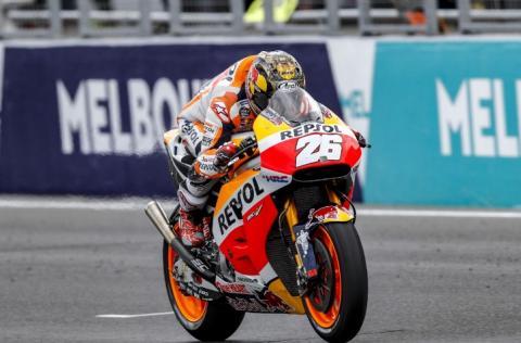 Test MotoGP Australia 2017: vencedores y derrotados