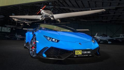 Lamborghini Huracán Spyder O.CT TUNING