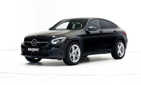 Mercedes GLC y GLC Coupé by Brabus