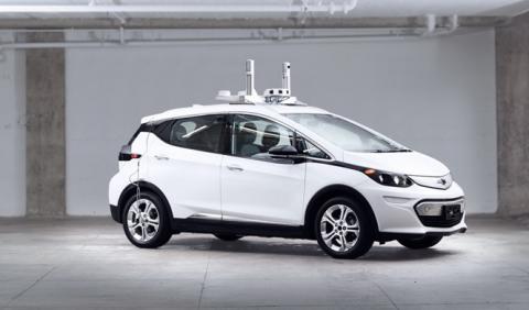 General Motors va enserio con el coche autónomo