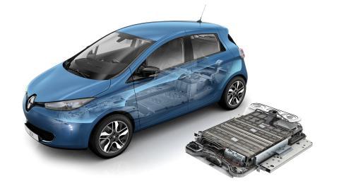 Baterías para coche eléctrico: precios