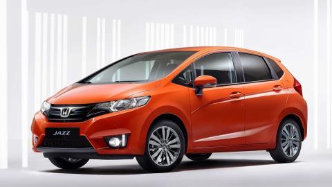 Coches nuevos entre 12.000 y 15.000 euros - Honda Jazz